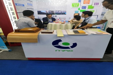 CMAG participated in the 25th China International Composite Material Industrial Technology Exhibition